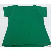 Blusinha Feminina Plus Size Viscolycra Tamanhos 46 Ao 52