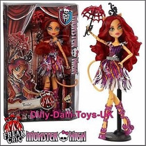 Monster High Mattel Du Chic Toralei Chx99 - Mattel