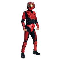 Disfraz Traje Spartan De Halo Deluxe