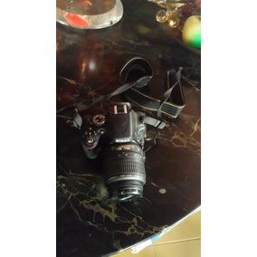 Nikon D 5100 Con Todos Sus Accesorios
