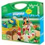 Playmobil Maleta Granja De Ponis Art 5893
