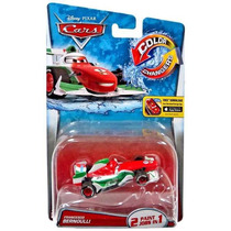 Disney Cars Francesco Bernoulli Color Changers Muda De Cor