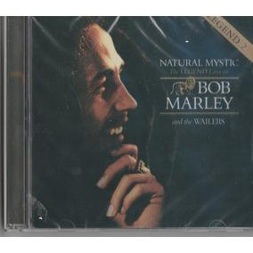 Bob Marley - Cd Natural Mystic Legend Ii - Lacrado