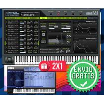 Convierte Tu Pc En Un Korg M1 Y Korg Wavestation 2x1