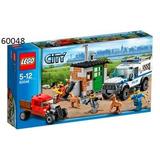 Juego Ingenio Lego City Police Dog Unit 60048