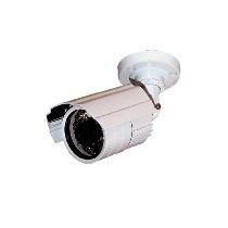 Câmera Branca Ccd Digital Infra Ir 25m Colorida Int/externa