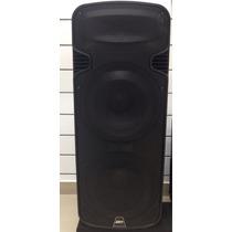 Bocina Smt Amplificada Tipo Torre 2x15, Bluetooth, Usb