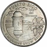 Moneda Cuarto Dolar Estados Unidos- Puerto Rico - 2009