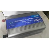 Inversor 12v Para 220v 3000 Watts Reais Produto Original
