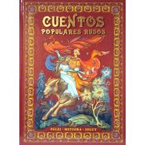 Libro Cuentos Tradicionales Rusos Con Miniaturas, En Español