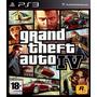 Grand Theft Auto 4 [ Gta 4 ][ Gta Iv ] - Español - Ps3