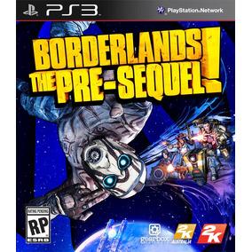 Jogo Borderlans The Pre-sequel - Ps3