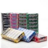 Drops Freegells Riclan - Kit Com 04 Caixas De 12 Unid. Cada