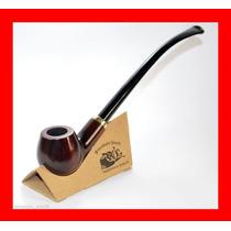 Pipa Madera Fumar Tabaco, Churchwarden Original, Polonia