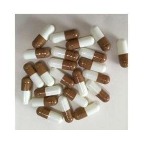 500 Cápsulas De Gelatina Vacías Para Rellenar Tamaño 0