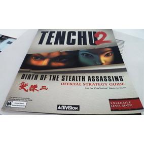 Guía Impresa Oficial Tenchu 2 Playstation Brady Games