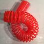 Manguera Espiral Aire Compresor Taller Pintor .x10m