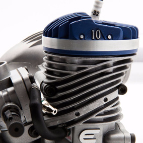 Motor Gasolina Evolution 10cc Engine With Pumped Carburetor