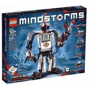 Lego Mindstorms 31313 Ev3 Sucessor Do Lego 8547 Nxt Original