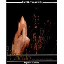 Libro: Cálculo Con Geometría Analítica - E. Swokowski - Pdf