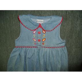 Vestido Importado Samara Talle 4 Años