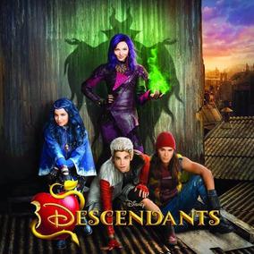 Cd Musica Los Descendientes1 Soundtrack Original De Disney