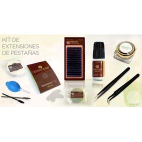 Curso De Extensiones De Pestañas Presencial + Kit