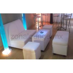 Renta De Mobiliario Lounge- Salas/periqueras/barras/mesas