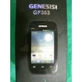 Celular Smartphone Genesis Gp-353 Android 4.0 3g Wi-fi 1ghz