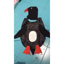 Disfraz Pinguino Animales Animalitos Niños Fiesta Concert