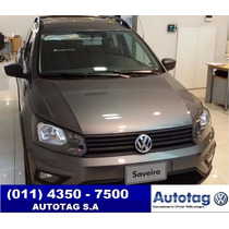 Volkswagen Saveiro Cabina Doble Pack High 1.6 0 Km 2017 #a4