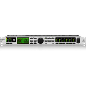 Crossover Behringer Ultradriver Dcx2496 Le Loja Oficial