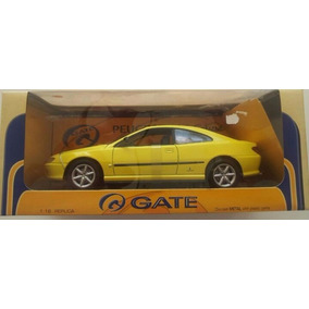 Miniatura Pegeut 406 Gate 1/18 Importado