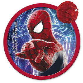 Discos Atrapa Pelotas Marvel Amazing Spiderman 2