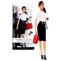 Juguete Mattel Año 2012 Barbie Collector Pink Label Tim Gun