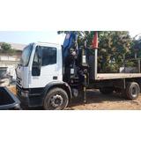 Alquiler De Brazo Articulado 3 Y 11 Ton Camión Cesta