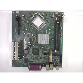 Placa Mãe Dell Optiplex 330 Lga 775 Ddr2 Dt