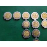 Monedas De Cinco Pesos Conmemorativas Bicentenario