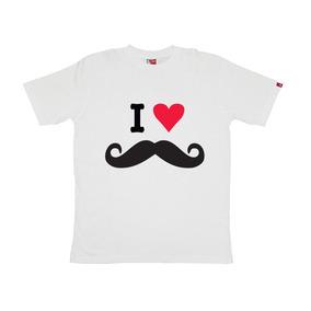 Buzos Y Remeras Moustache / Bigote Personalizadas !!