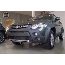 Fiat Strada Adventure Cabina Doble-anticipo $58.000 Y Cuotas