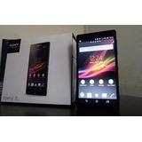 Sony Xperia Zl Negro Como Nuevo Para Personal