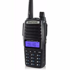 Radio Baofeng Uv-82 Ht Dual Band Bateria 5000mh 8w + Fone