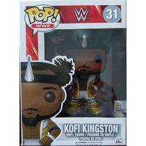 Funko Pop Wwe Kofi Kingston 31 Wwe