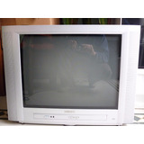 Tv Phillips 25 Pulgadas Real Flat Modelo 25pt5536/77