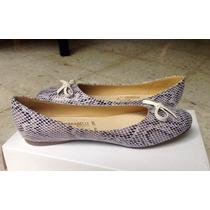 Zapatos Talla Grande, 29 Mexicano, Blanco Con Gris, Piel