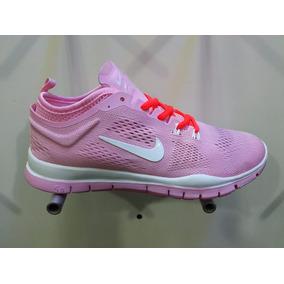 Nuevos Zapatos Nike Free Tr Fit 4 Modelo Para Damas