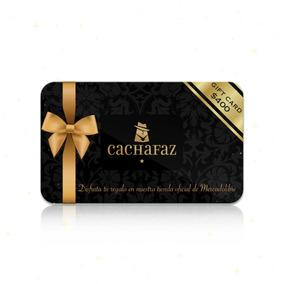 Gift Card Cachafaz $400 Alfajores Chocolate Dulce De Leche