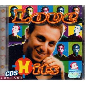 Cd Love Hits - Luciano Huck