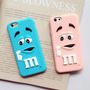 Capa, Case, Capinha Para Iphone 6 & 6s Mem / M&m