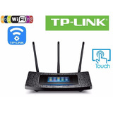 Router Repetidor Wifi Tp-link Touch P5 Ac1900 D Band Gigabit